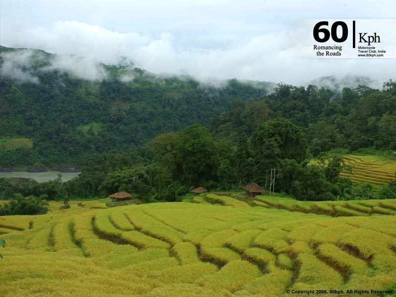60kph wallpapers for Terrace cultivation meaning